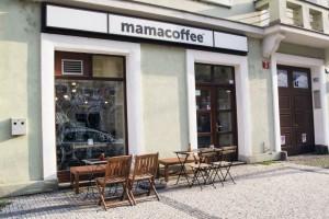 kavárna mamacoffee Karlín