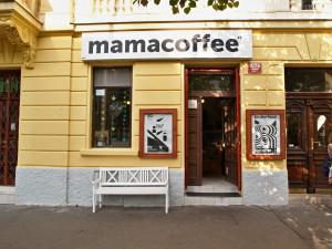 mamacoffee kavárna Jiřího z Poděbrad