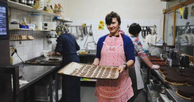 pekárna lidé